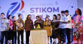 Dies Natalis ke-16 STIKOM Bali Semakin Berprestasi dan Diakui Berbagai Kalangan