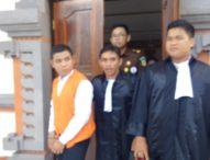 Jadi Kurir 48,72 Gram Shabu, Agus Junaidi Terancam Hukuman Mati