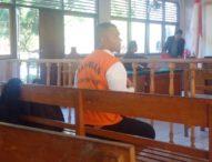 Ketangkap Bawa Ganja, Pria Kelahiran Padang Dituntut 5,5 Tahun Penjara