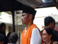 Terjerat Kasus Narkoba, Buruh Bangunan Terancam 12 Tahun Penjara