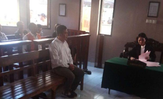 Selundupkan Ganja, Debt Collector Asal Malaysia Diadili
