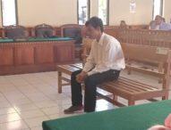 Simpan 10 Paket Sabu, Lukman Divonis 9 Tahun Penjara