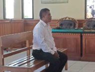 Bawa Sajam ke Cafe, Muhamad Priyanto Dituntut 10 Bulan Penjara