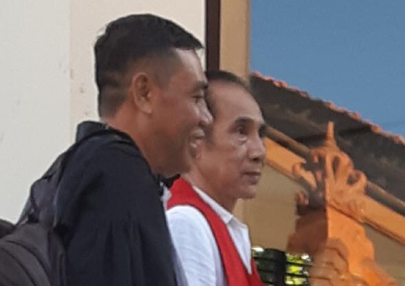 Terbukti Edarkan Sabu, Giant Divonis 8 Tahun Penjara