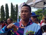 Daud Yordan Bangga Jadi Bagian dalam Pawai Obor Asian Para Games 2018