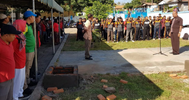 122 Mahasiswa Program PGJ Laksanakan KKN, Kerja  Sama IKIP Mataram dan Pemda Flotim Pun Berakhir