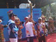 Obor Asian Para Games 2018 Tiba di Bali