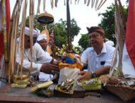 Rai Mantra Buka Mahabandana Prasada dan Festival Puputan Badung Tahun 2018
