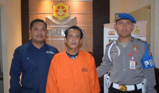 Polres Badung Tangkap DPO Kasus Pencurian di Lumajang