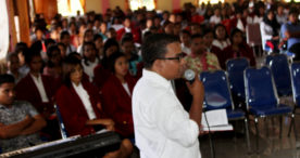 Rektor IKTL Alirkan Spirit Generasi Cerdas, Inovatif, dan Berkarakter