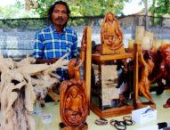 Genjot Kemauan, Pius Payong Dandani Kehidupan Pada Akar Kayu