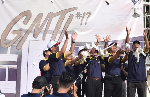 Ribuan Mahasiswa Baru Ikuti PKKMB XVII STMIK STIKOM Bali