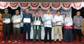 100 Lebih Pengelola Jurnal Ilmiah Bertemu di STIKOM Bali