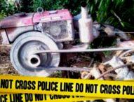 Maling Mesin Traktor, Riko Dituntut Dua Tahun Penjara