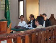 Jaksa Sebut Kasus Bangun Ruko di Kawasan Tahura tak Ada Unsur Perdata