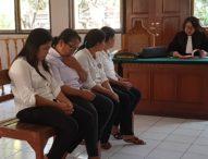 Ibu-ibu Pencuri Celana di Pasar Dituntut 2 Tahun Penjara