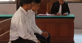 Ditangkap Usai Beli Sabu, Dua Pemuda Ini Divonis Ringan