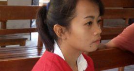 Bawa Roti Berisi Sabu ke Dalam LP,  Nur Yanti Divonis 10 Tahun Penjara