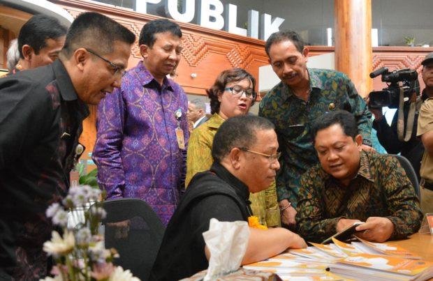 Gerakan Indonesia Melayani-MPP Sewaka Dharma Denpasar Raih Penghargaan Nasional