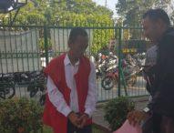 Kepergok Maling, Wandi Dituntut 1,5 Tahun Penjara