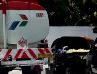 Jual Solar Sisa dari Mobil Tangki ke Pengecer, Mobil B 9003 DFU 'Diciduk' ke Polres Flotim