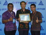 Pemkot Denpasar Raih Penghargaan National Procureent Award 2018