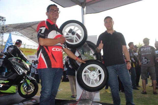 Corsa Platinum M5 Kuasai Pasar-Pilihan Utama Ban Sepeda Motor Premium