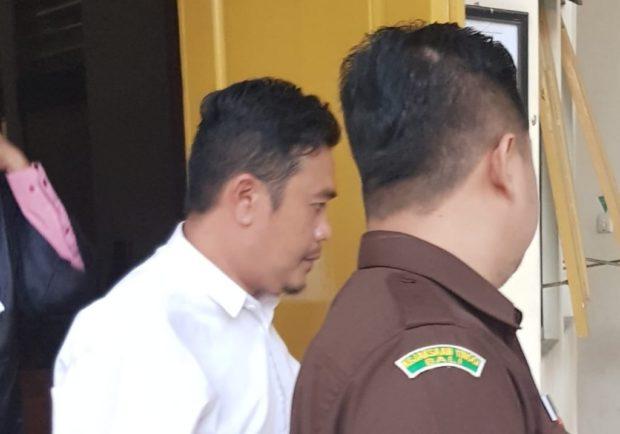 Lagi, WN Malaysia Selundupkan Ganja Dituntut Penyalahguna