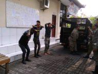 Hindari Ganguan Kamtibmas, Pol PP Denpasar Tertibkan Gepeng dan Anak Punk