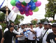 Rai Mantra Lepas HUT LPD Desa Pakraman Pemogan