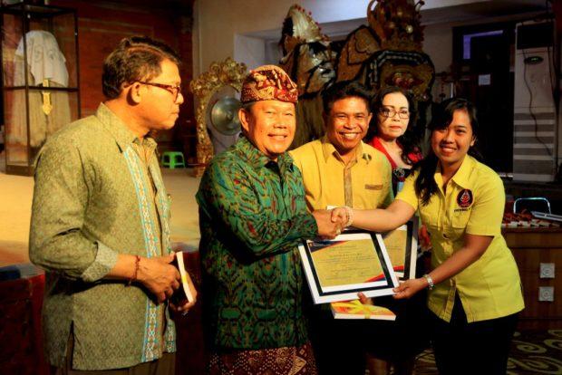 Berharap Jadi Wadah Pembentukan Karakter Generasi Muda Hindu Bali