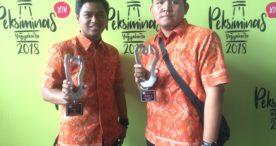 Mahasiswa STIKOM Bali Juara Nasional Desain Poster dan Fotografi