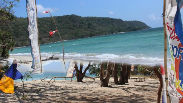 Obyek Pantai Riangsunge di Penghujung HUT Sumpah Pemuda dan Promosi