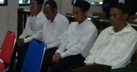 Komplotan Pengedar Uang Palsu Wilayah Bali dan Lombok Diadili