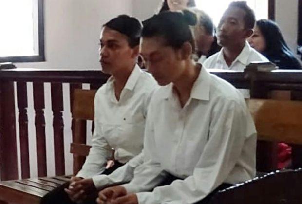 Diadili, Dua Waria yang Aniaya Bule Terancam 5,5 Tahun Penjara