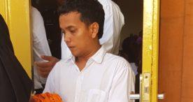 Bawa Kabur Motor Teman, Erik Hamdani Dipenjara 2 Tahun dan 4 Bulan