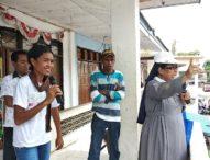 Jelang Perayaan Hari AIDS Sedunia,KPA Flotim dan Yayasan St.Martinus Gempur Sadarkan Warga