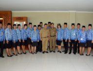40 OPD Ikuti Lomba Paduan Suara Serangkaian HUT ke-47 Korpri di Kota Denpasar