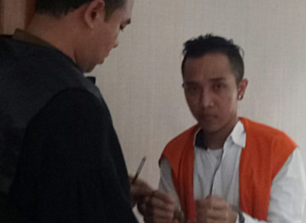 Gara-gara 7 Paket Sabu, Rajus Dipenjara 10 Tahun