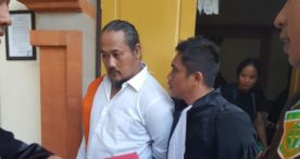 Bermufakat Jahat Edarkan Narkoba dari Lapas, Ony Dituntut  17 Tahun Penjara