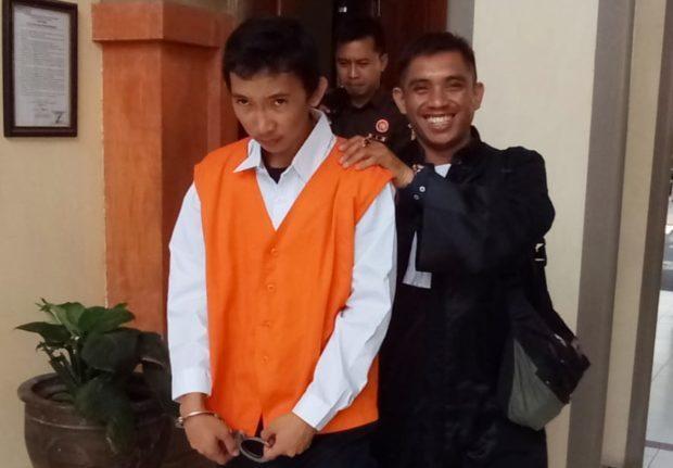 Ketangkap Bawa Tembakau Gorila, Pria Asal Palembang Divonis 1,5 Tahun