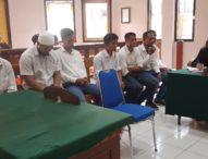 Komplotan Tahanan yang Rusak Sel Polsek Denbar Dihukum 2 Tahun 3 Bulan