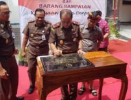 Resmikan Gedung Barang Bukti, Kajati Bali Sindir Kejari Denpasar