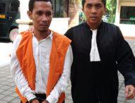 Taupik, Maling yang Punya Ilmu Sirep Divonis 2 Tahun Penjara