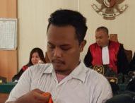 Bawa Sekilo Sabu dan 3000 Butir Ekstasi, Montir Dituntut 18 Tahun Penjara
