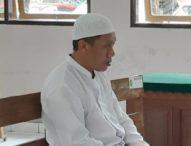 Jadi Kurir Narkotika, Nanang Susilo Divonis 13 Tahun Penjara