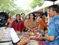 Sambut Hari Raya Galungan dan Kuningan, Dinas Pertanian Kota Denpasar Gelar Pasar