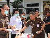 Kejari Denpasar Musnahkan BB Narkoba Senilai Rp 2 Miliar