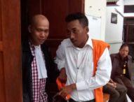 Ambil Paketan Ganja di JNE, Albertus Dituntut 14 Tahun Penjara