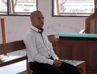 Ditangkap Usai Beli Ganja Sintetis, Pria Plontos Ini Dipenjara 5 Tahun